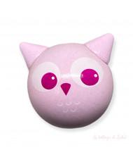 Clip Farfalla Glitter Fucsia