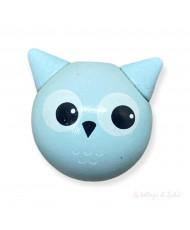 Clip Farfalla Glitter Rosa