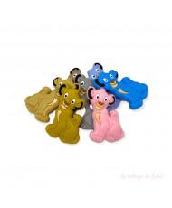 1 Perla Pallone Verde/Nera