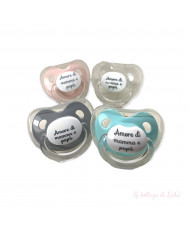 5 Perle Bianche Shamballa 10mm