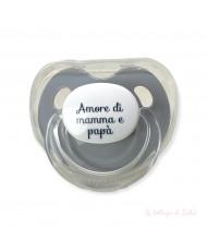 5 Perle Rosa Shamballa 10mm