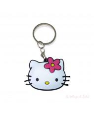 20 Perline acrilico 8mm bianche glitter