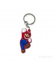 20 Perline acrilico 8mm Verde chiaro glitter
