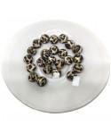10 Perline legno 12mm (Perlate)