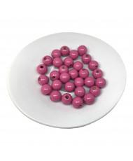 Orsetto 3d rosa legno