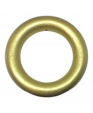 1 Rotolo Filo Satin Bianco 1mm - 50 Mt