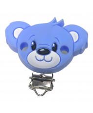 Clip Minnie Topolino glitter