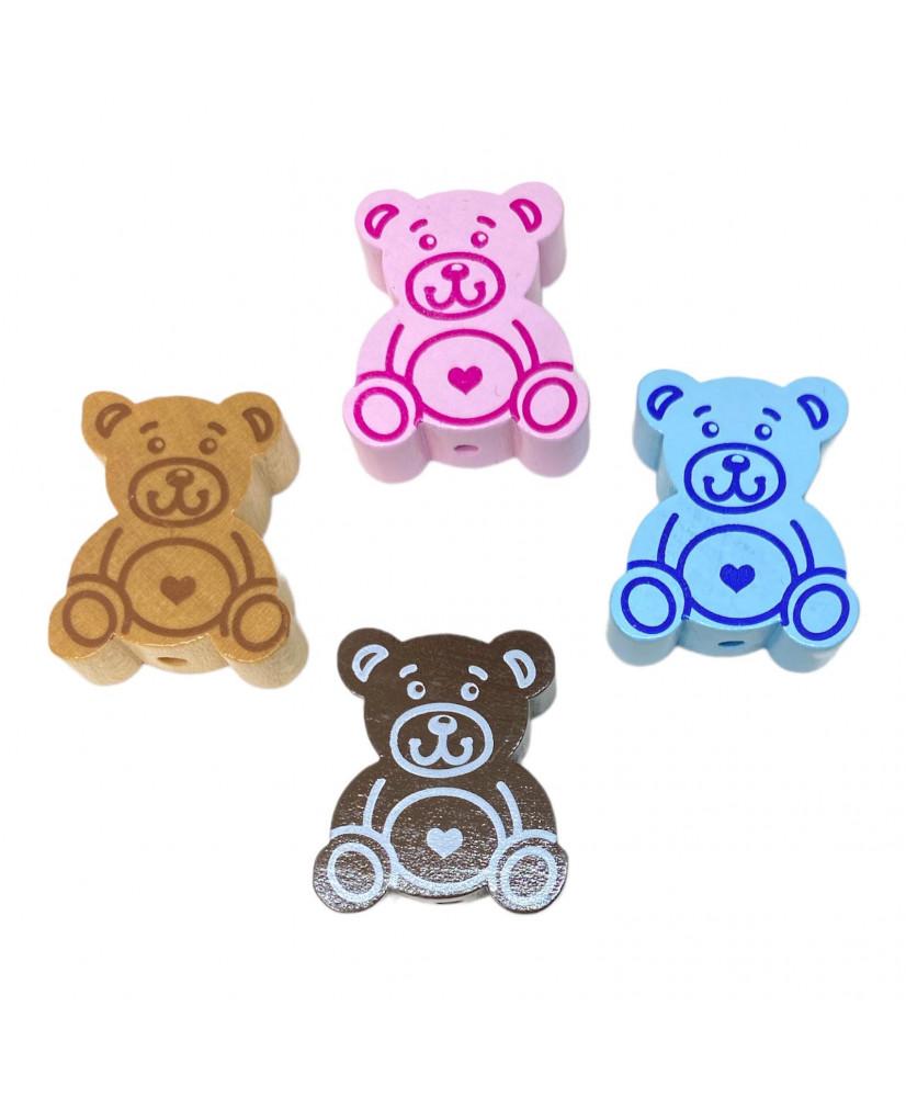 Set per 10 Bottoni misti ( 40 Pezzi )  per pinza KAM