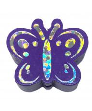 Lettere Silicone 12 mm Celeste