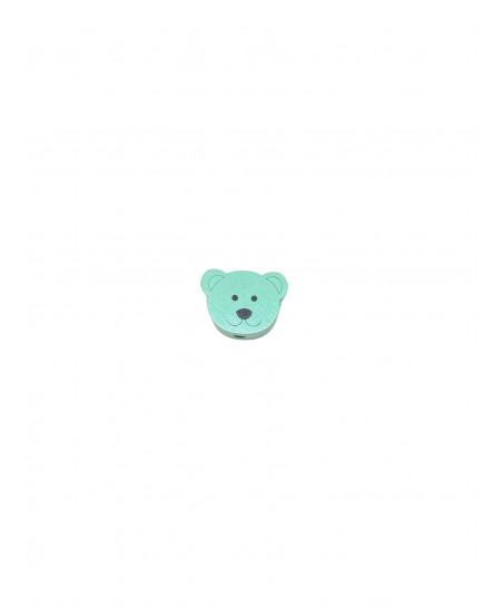 100 Numeri acrilico tondi 7 mm
