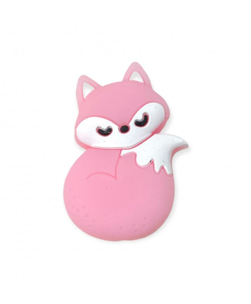5 Perline silicone Oro 12 mm