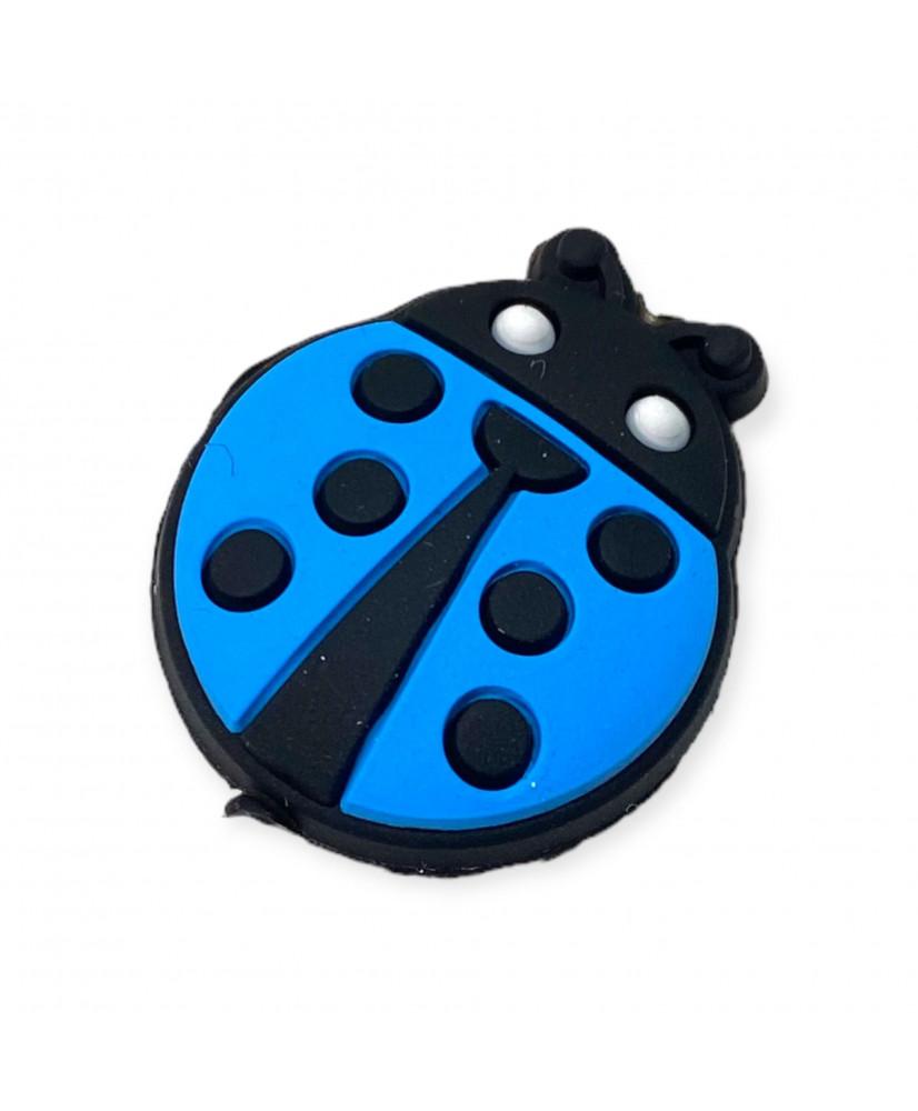 5 Sacchetti Velluto Blu 12cm x 10cm