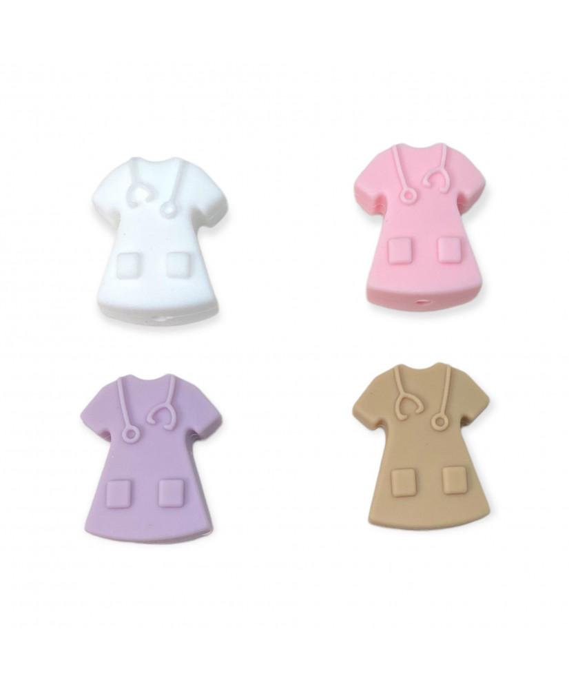 5 Perline di sicurezza 10 mm
