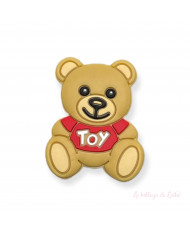 10 Perline Arancione 10 mm