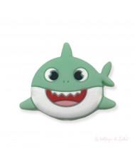 1 Perla Fiore Celeste Glitter
