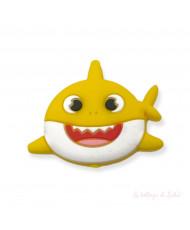 1 Perla Fiore Rosa chiaro Glitter