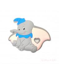 20 Perle Sfera a Pois Multicolore