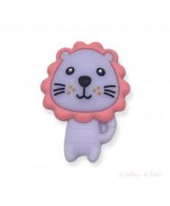 1 Perla Fiore Rosa Glitter