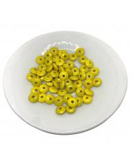 10 Perline  Azzurre 10 mm